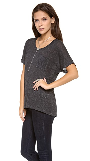 Joie Loveta Pocket Tee