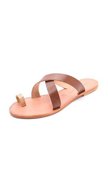 Joie A La Plage Roque Crisscross Sandals