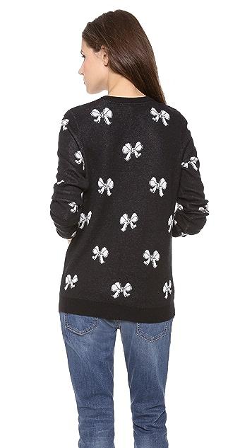 Joie Valera Intarsia Sweater