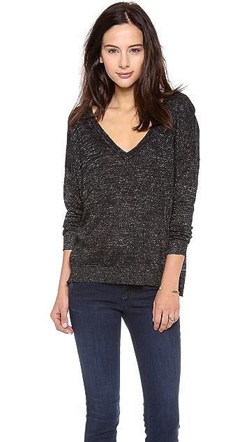 Joie Calee Metallic Sweater