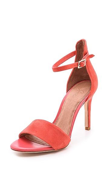 Joie Jaclyn Suede Sandals