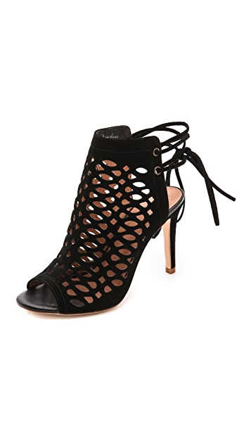 Joie Clayton Cutout Booties