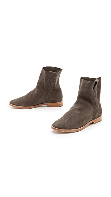 Joie Pinyon Flat Booties