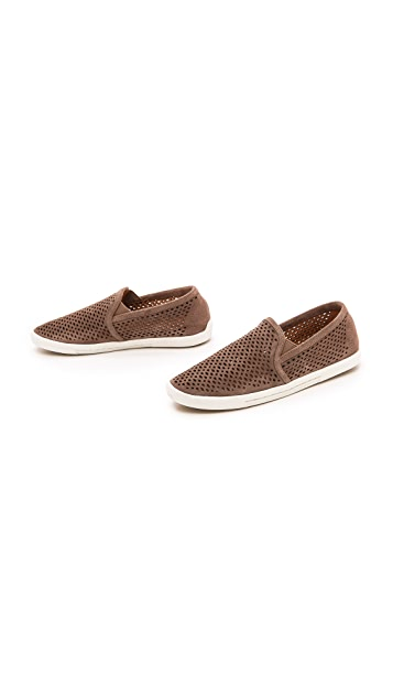 Joie Kidmore Perforated Sneakers
