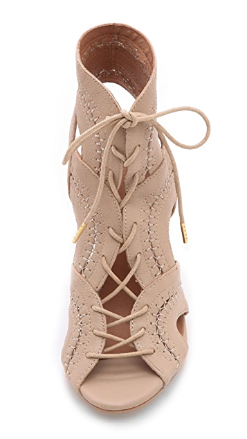Joie Remy Lace Up Booties