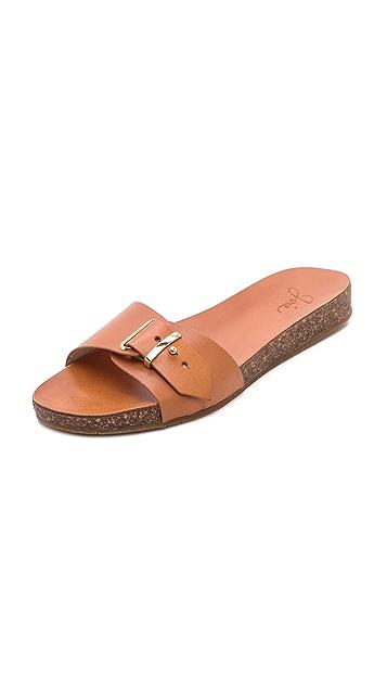 Joie Maddux Slide Sandals