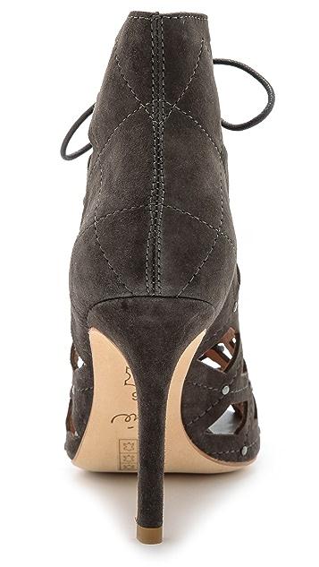 Joie Cayla Lace Up Sandals