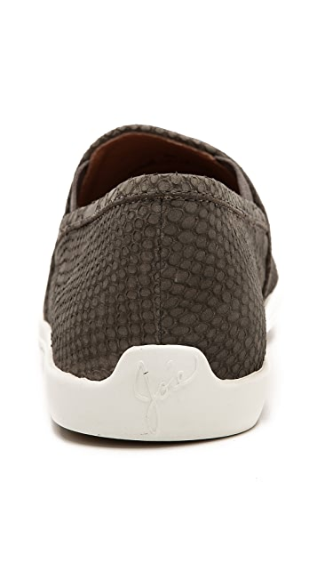 Joie Kidmore Embossed Sneakers