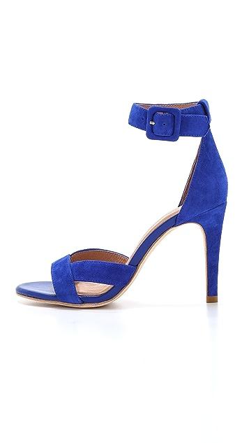 Joie Alvita Suede Sandals