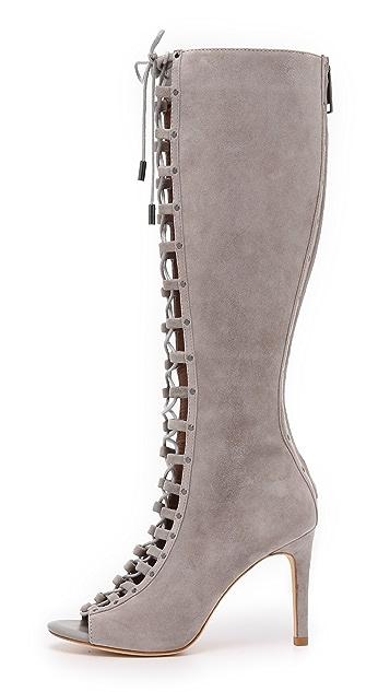 Joie Audrey Lace Up Boots