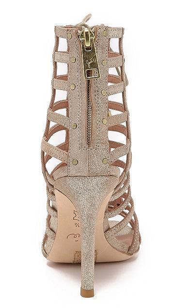 Joie Rhoda Lace Up Sandals