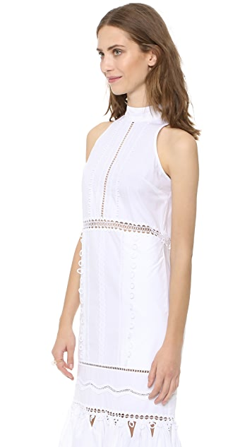 Jonathan Simkhai Track Maxi Dress