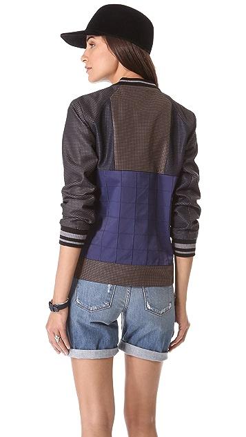 Jonathan Simkhai Utility Tech Jacket