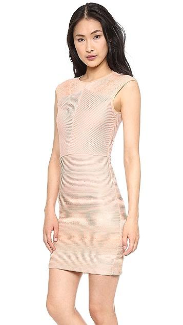 Jonathan Simkhai Major Gradient Dress