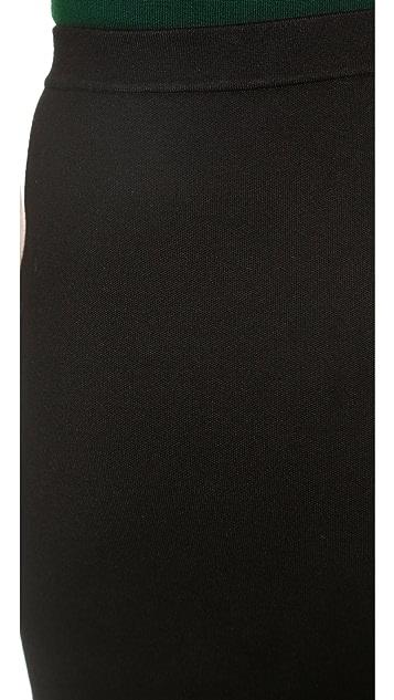Jonathan Simkhai Stretch Pencil Skirt