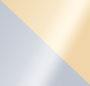 Crystal/Rhodium/Gold