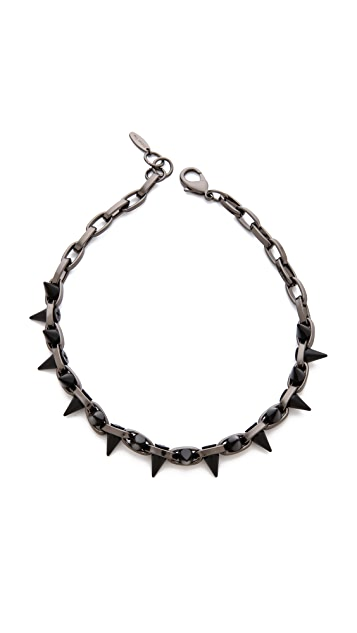 Joomi Lim Spike Choker Necklace