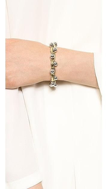 Joomi Lim Objects Of Desire Bracelet With Spheres