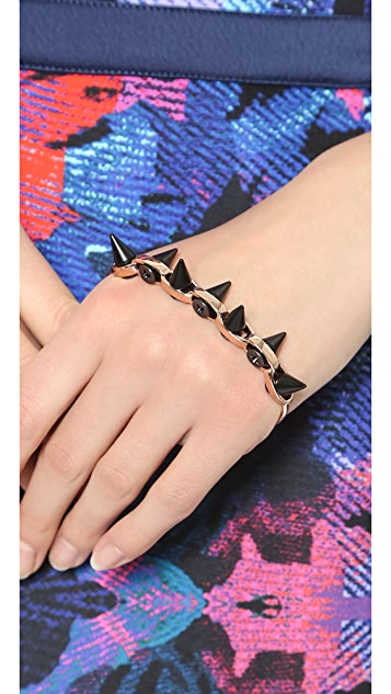 Joomi Lim Spike Palm Cuff