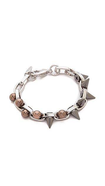 Joomi Lim Dynamic Dou Double Row Bracelet