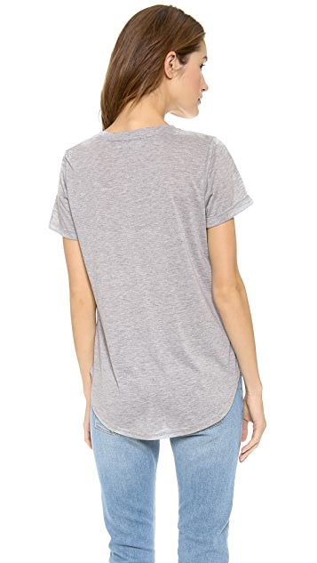 J.O.A. Short Sleeve Top
