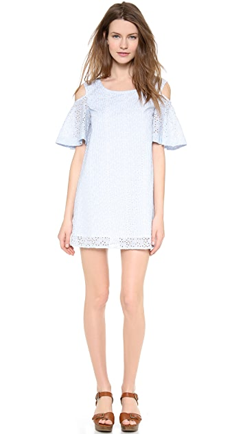 J.O.A. Short Sleeve Dress