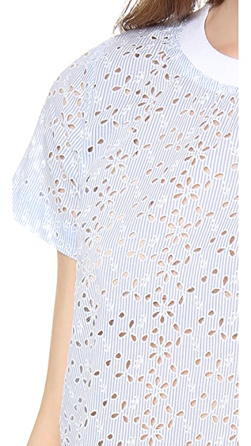 J.O.A. Short Sleeve Top