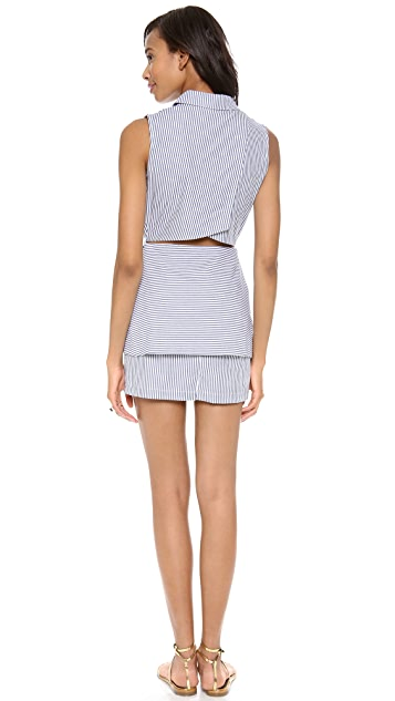 J.O.A. Sleeveless Dress
