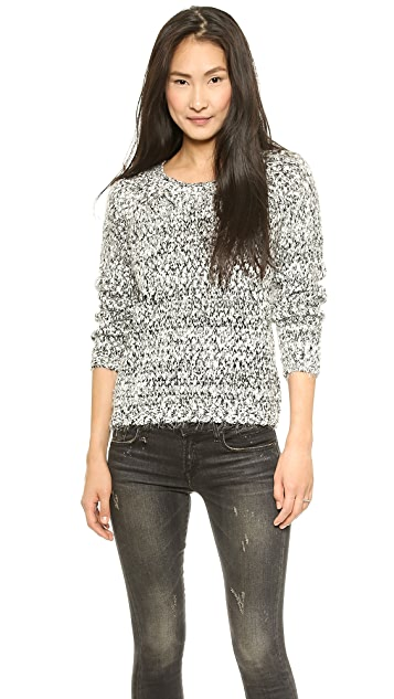 J.O.A. Two Toned Sweater