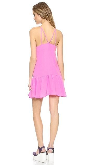 J.O.A. Drop Waist Dress