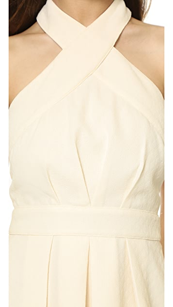 J.O.A. Halter Neck Dress
