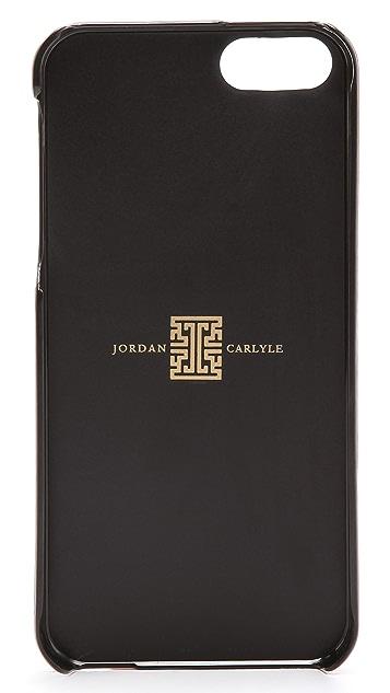 Jordan Carlyle Plexi Blue iPhone 5 / 5S Case
