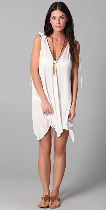 JOSA tulum Cross Cover Up Dress