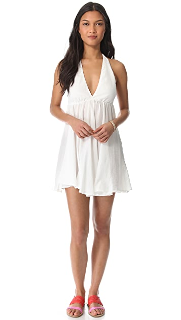 JOSA tulum Mini Houston Cover Up Dress