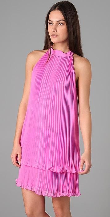 Joseph Margot Tiered Dress