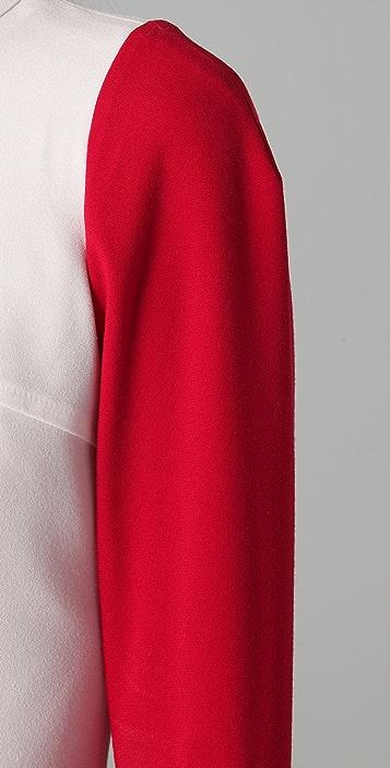 Joseph Van Colorblock Dress
