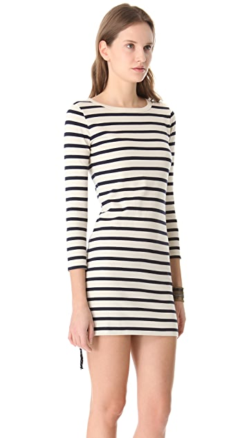 Joseph Stripe Tunic Dress