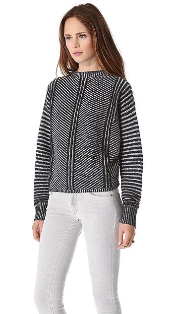 Joseph RD NK Sweater
