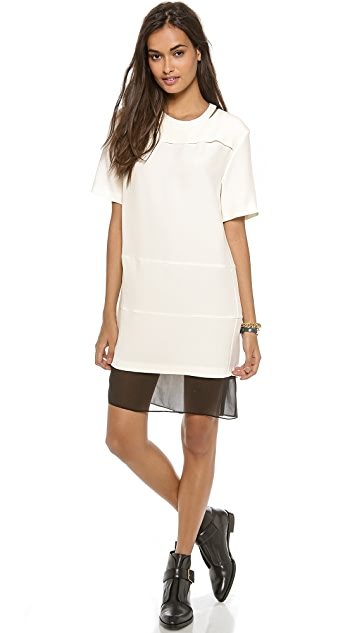 Joseph Kirty Shift Dress