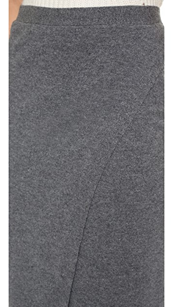 Joseph Wrap Skirt