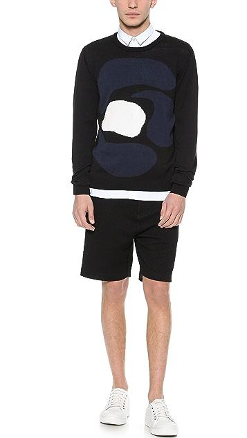 Journal Twirl Sweater