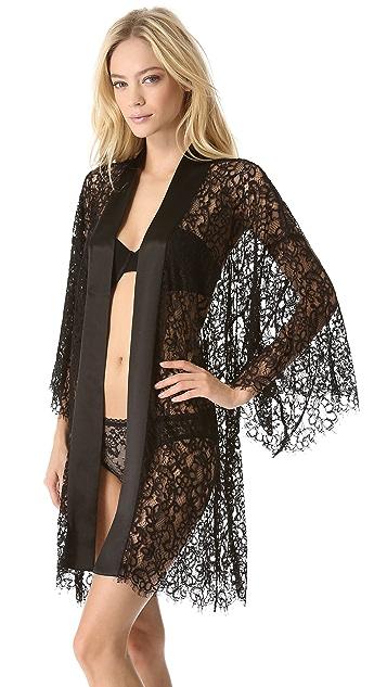 Jenny Packham Short Lace Robe