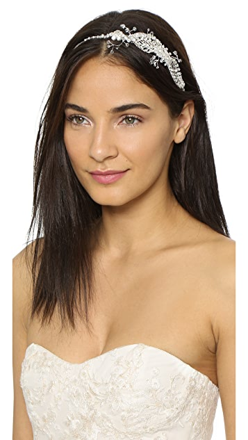 Jenny Packham Lazuline I Crystal Headband