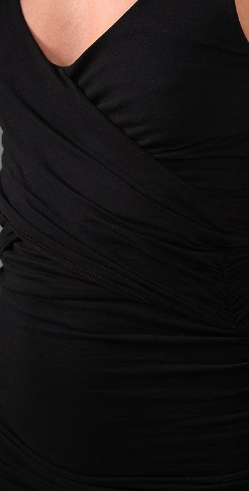 James Perse Crisscross Tank Dress