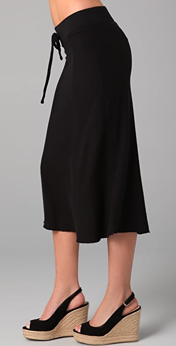 James Perse Pull On Skirt