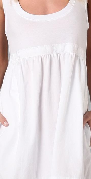 James Perse Jewel Neck Dress