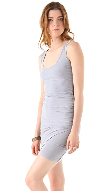 James Perse Sarong Tank Dress