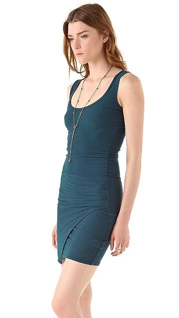 James Perse Sarong Tank Dress