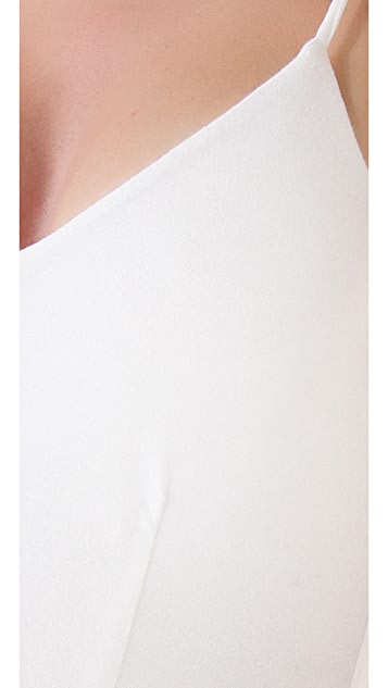 James Perse Darted Cami Dress