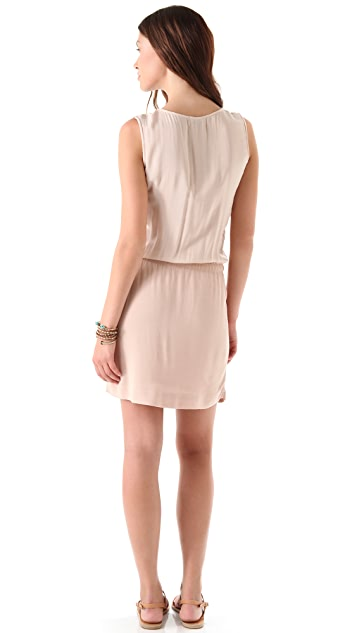 James Perse Collage Shell Dress